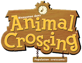 Logotype du jeu Animal Crossing-Logo-Logotype.PNG