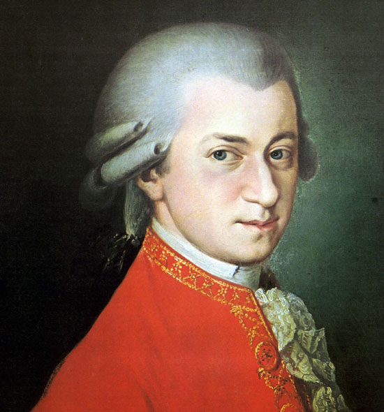Wolfgang Amadeus Mozart Mozart - Philharmonia Orchestra Mozart Symphony No. 29 In A K.201 - Schumann Symphony No. 4 In D Minor