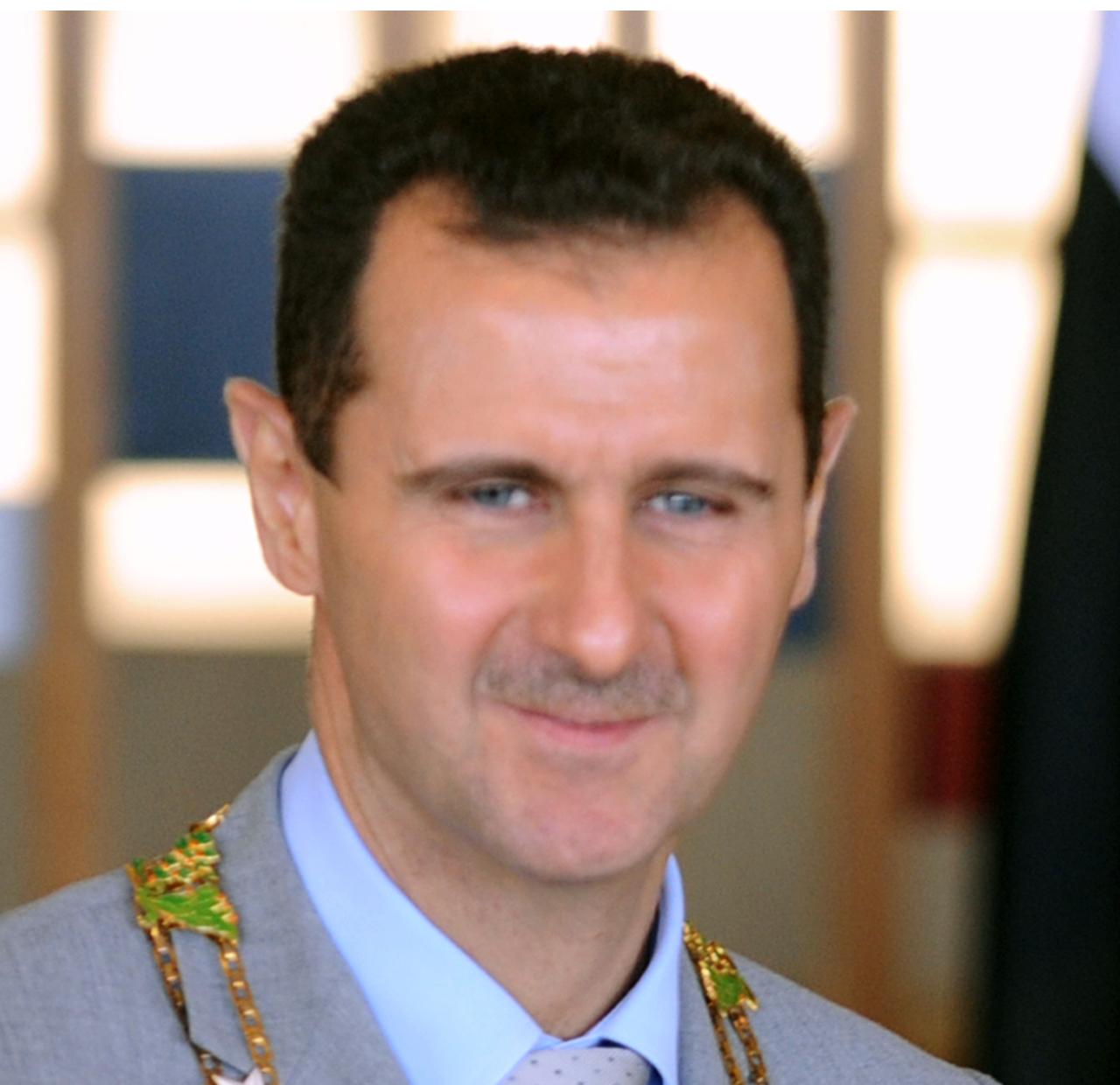 <b>Bachar el-Assad</b> <b>...</b> - Bachar-el-assad