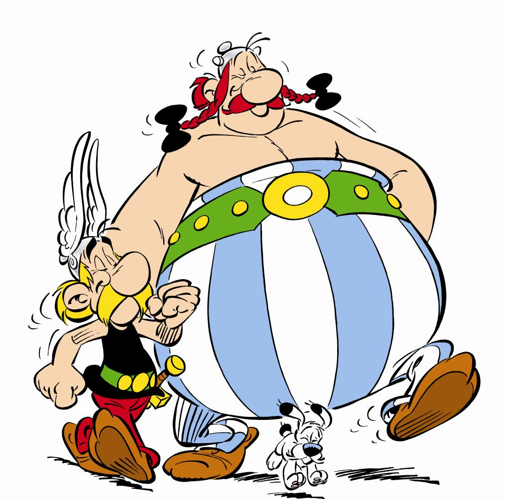 asterix and