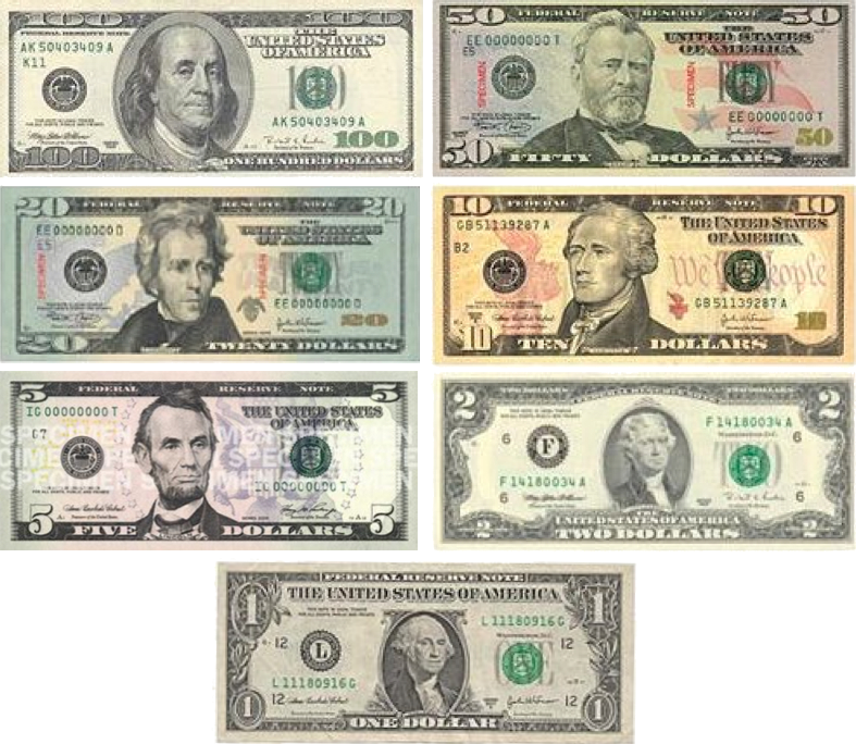 what type of paper is used for making money
