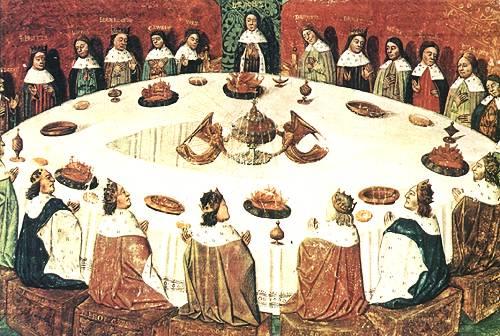 Fichier Arthur Et Les Chevaliers De La Table Ronde Jpg Wikimini