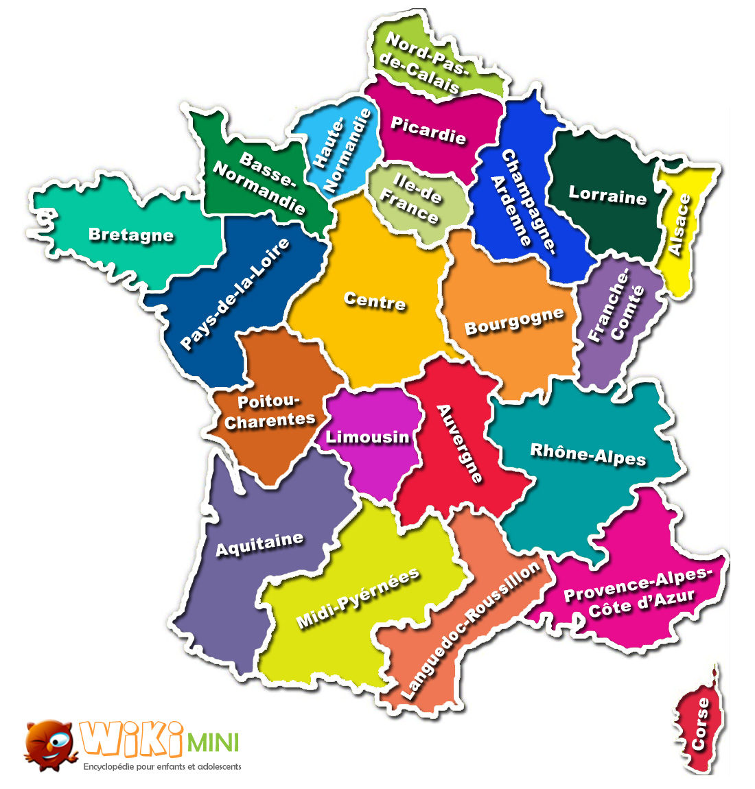 RENCONTRES PAR REGIONS ! Carte-r%C3%A9gions-regions-France