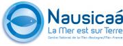 Le logo de l'aquarium de Nausicaa