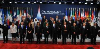 Fichier:Sommet du G20 2011.jpg