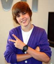 Justin Bieber en 2009