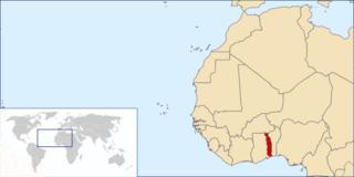 Fichier:Togo-Localisation.png
