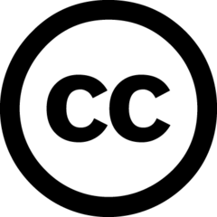 Fichier:Creative Commons-Logo.png