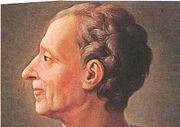 Portrait de Montesquieu en 1728 (39 ans)