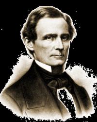 Portrait de Jefferson Davis