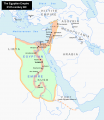 New Kingdom of Egypt (Egyptian Empire)-Nouvel Empire d'Égypte.png