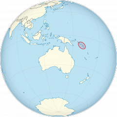 Fichier:Localisation Îles Salomon.png