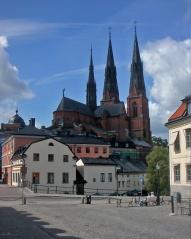 Fil:Cathédrale d'Uppsala.jpg