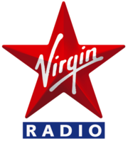 Logo de virgin radio