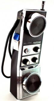 Un talkie-walkie