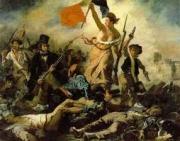 La Liberté guidant le peuple par Eugène Delacroix-France.jpg