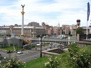 Independence square, Kiev, Ukraine.jpg