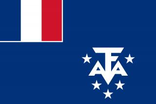 Fichier:Drapeau-TAAF-Terres australes et antarctiques françaises.png