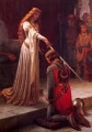 Adoubement chevalier (Edmund Blair-Leighton)-4725.jpg