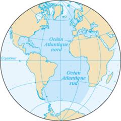 Fichier:Océan Atlantique-Localisation.png