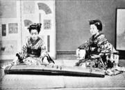 1280px-PSM V43 D018 Singing girls playing on the koto and samisen.jpg