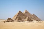 Les pyramides de Gizeh sont l'un des symboles les plus marquants de l'Égypte antique