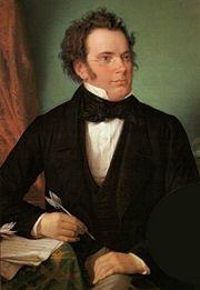 Franz Schubert, par Wilhelm August Rieder (1875).