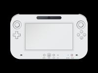 Schéma et différentes touches de la Wii U