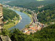 Det här är Elbe.