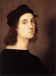 Autoportrait de Raphaël peint en 1506