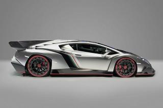 Fichier:800px-Lamborghini Veneno, Car Zero (profile).jpg