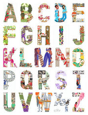 Abecedaire Wikimini L Encyclopedie Pour Enfants