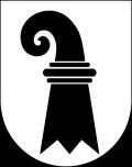 Drapeau de Bâle-Ville