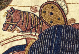 Tapisserie de bayeux wikimini l encyclop die pour enfants - Qu est ce que la tapisserie de bayeux ...